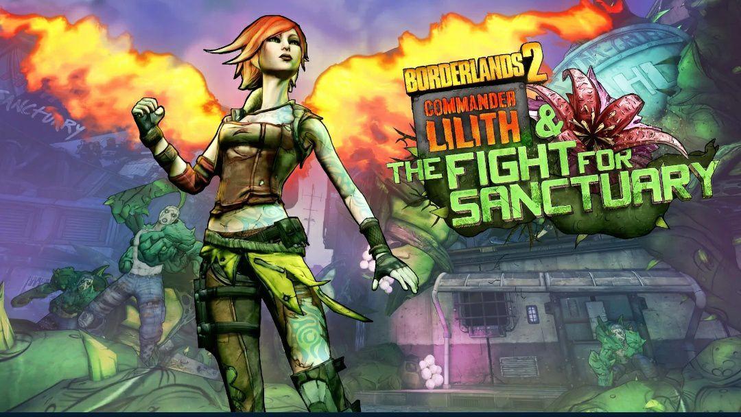 Borderlands 2: Commander Lilith & the Fight for Sanctuary DLC za darmo @Epic Store