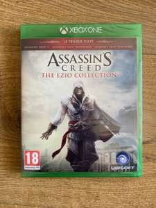 ASSASSIN'S CREED EZIO COLLECTION / XBOX ONE / PL