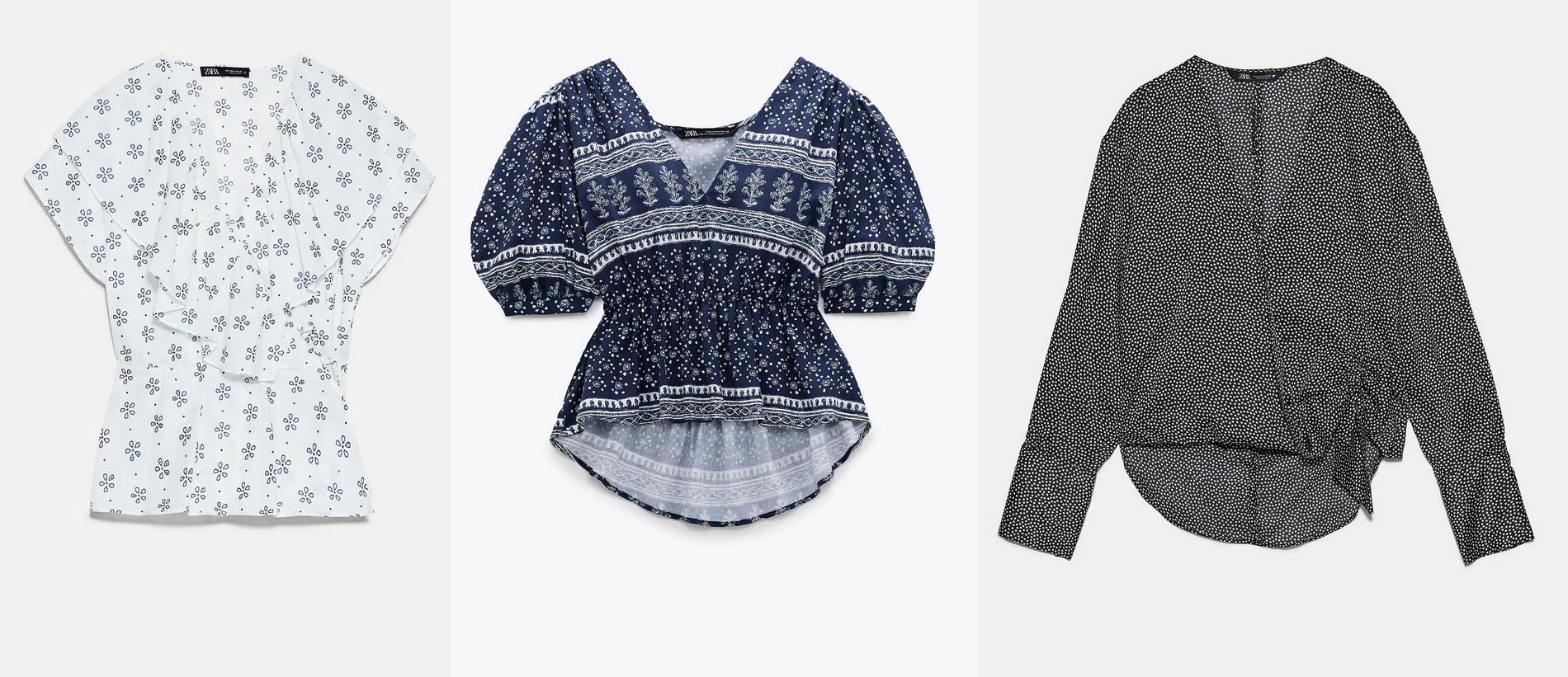 Ostatnie sztuki damskiej odzieży w @ZARA - zestawienie