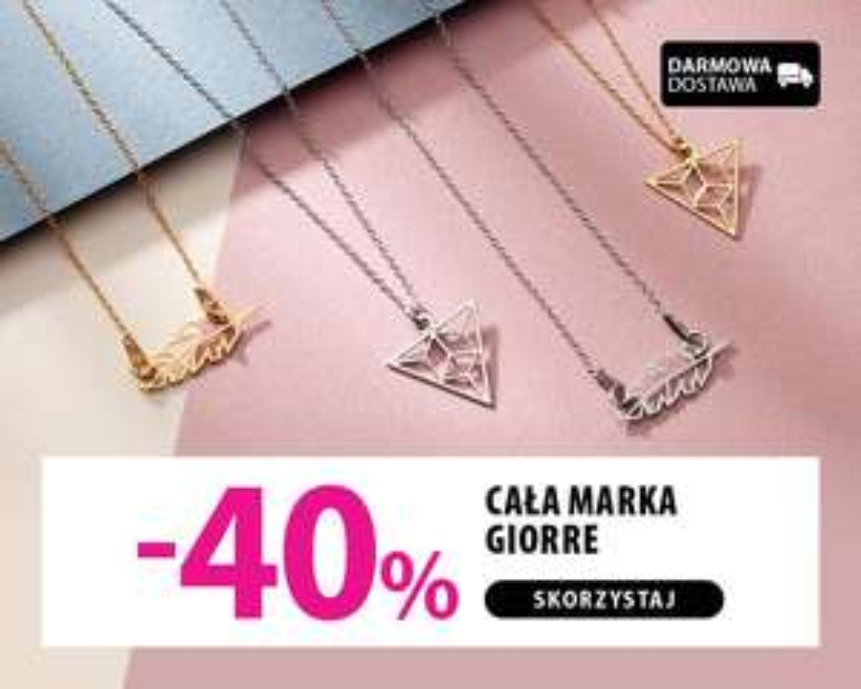 W Hebe biżuteria Giorre -40%