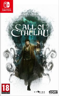 Call of Cthulhu na Nintendo Switch wersja pudełkowa Ultima polskie napisy