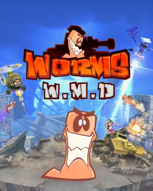 Worms W.M.D (PC/MAC/LX) klucz Steam