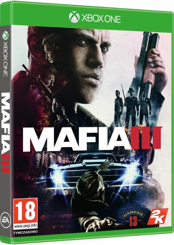 MAFIA 3 PO POLSKU + DLC + MAPA XBOX ONE NOWA