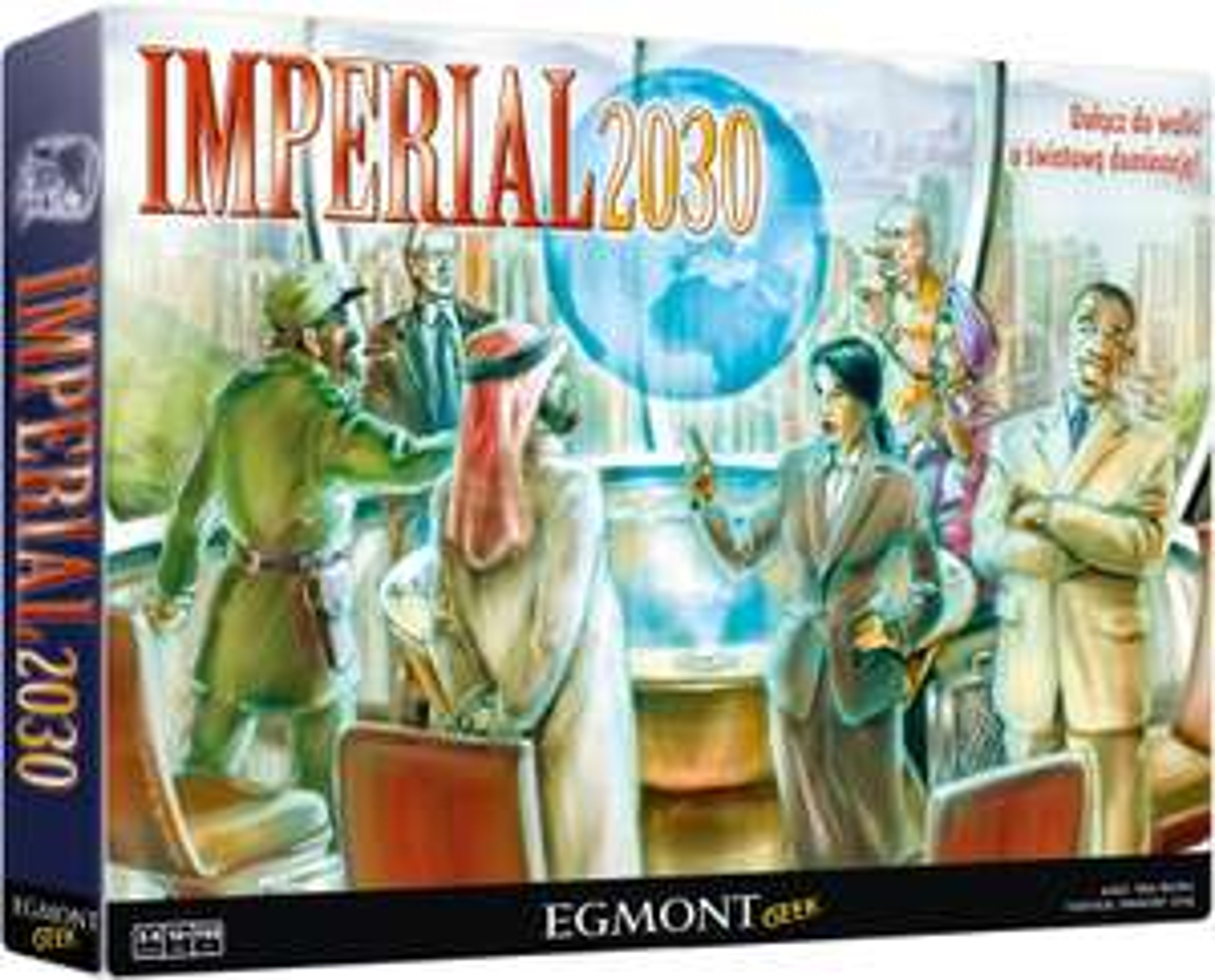 Imperial 2030 - gra planszowa - ponownie w dobrej cenie