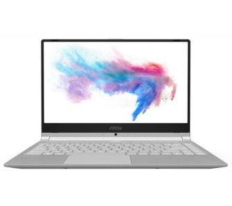"""Laptop MSI Modern 14 14"""" - i5-10210U - 8GB RAM - 256GB Dysk - Win10 na oleole"""