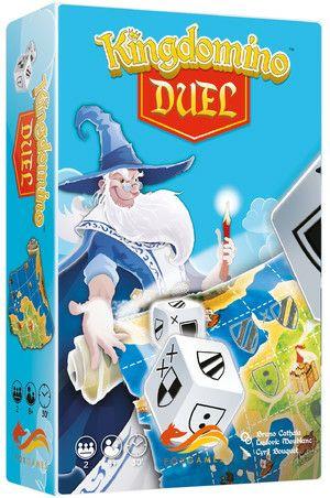 Gra Planszowa Kingdomino Duel na Merlin za 26,99.