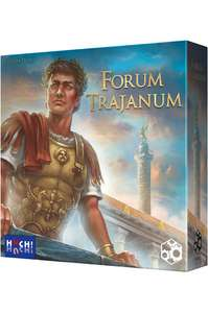 Gra Planszowa Forum Trajanum
