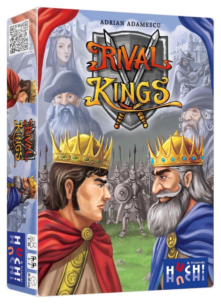 Gra karciana Rival Kings Egmont