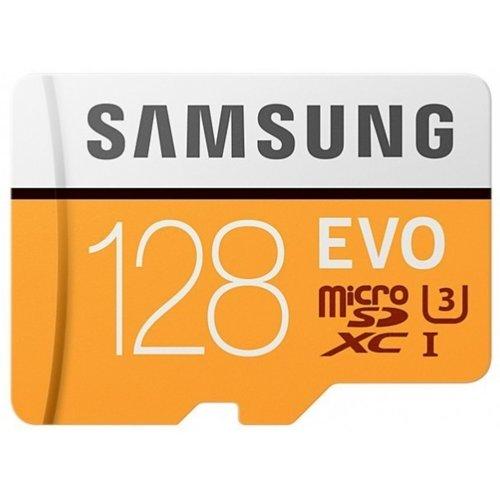 Karta pamięci SAMSUNG EVO microSDXC 128GB