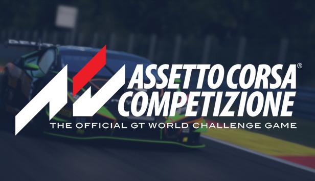 Assetto Corsa Competizione PC (steam)