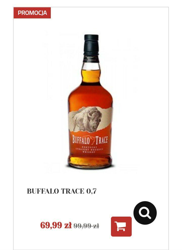Whiskey Buffalo Trace 0,7L. - Alkooutlet.pl + inne propozycje