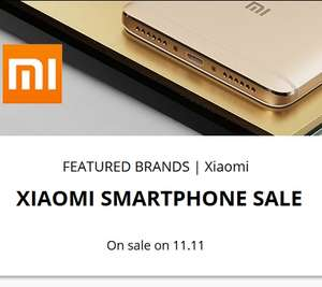 Świetne promocyjne ceny na smartfony Xiaomi!!! - 11.11.2016