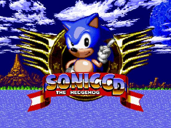 Sonic CD za darmo @ iTunes