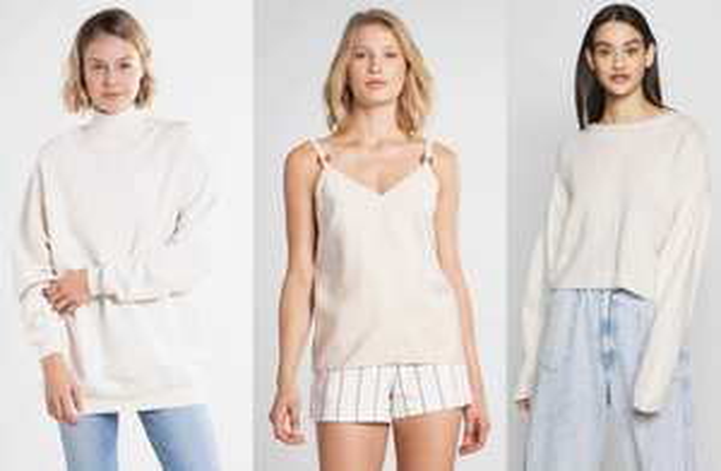 Wyprzedaż odzieży Topshop w @ZalandoLounge - przykłady damskie i męskie