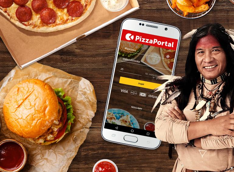 10% zniżki na pizzaportal.pl za płatność BLIKIEM