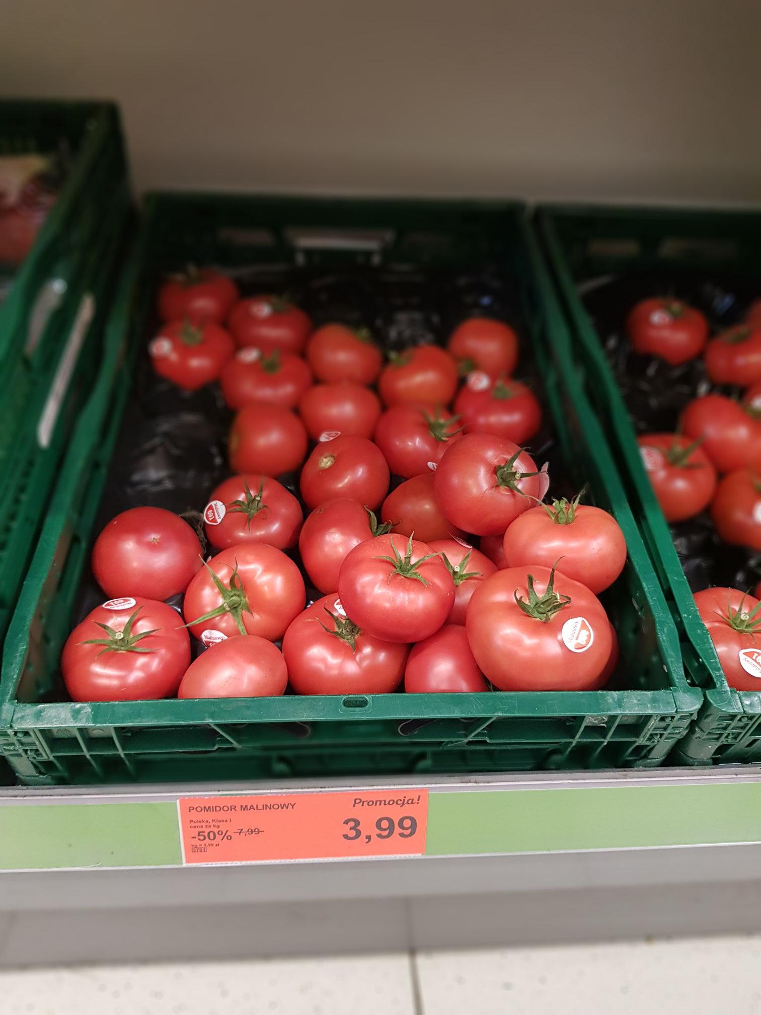 Pomidor malinowy Aldi