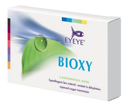 Soczewki kontaktowe Eyeye Bioxy 30 dniowe- krotka data