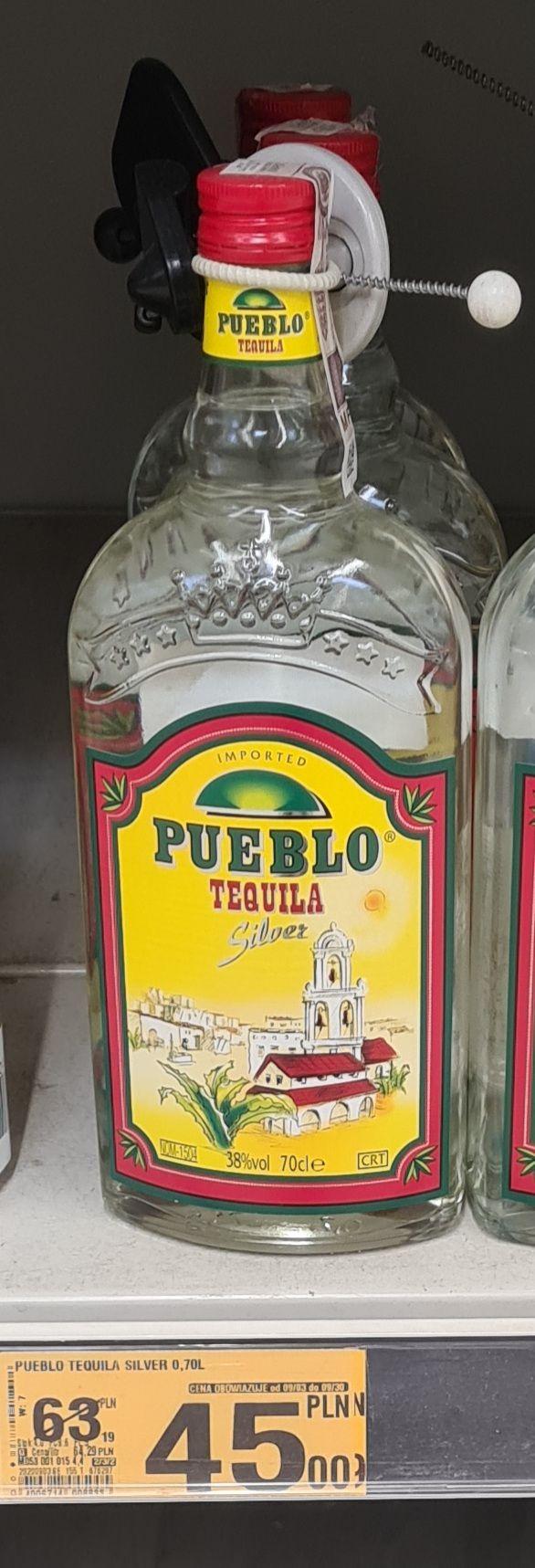 Tequila Pueblo 0.7 L - Auchan Wrocław