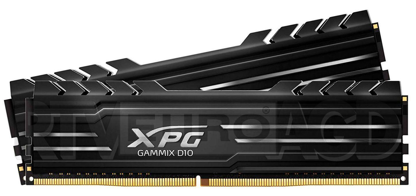 Pamięć RAM Adata XPG Gammix D10 DDR4 16GB (2x8GB) 3200 CL16