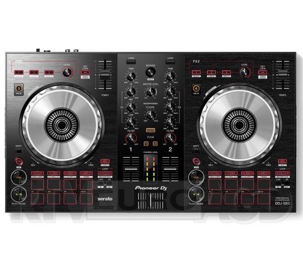Kontroler Pioneer DJ DDJ-SB3