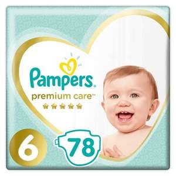 Pampers Premium Care 6 - 0,88zł/szt