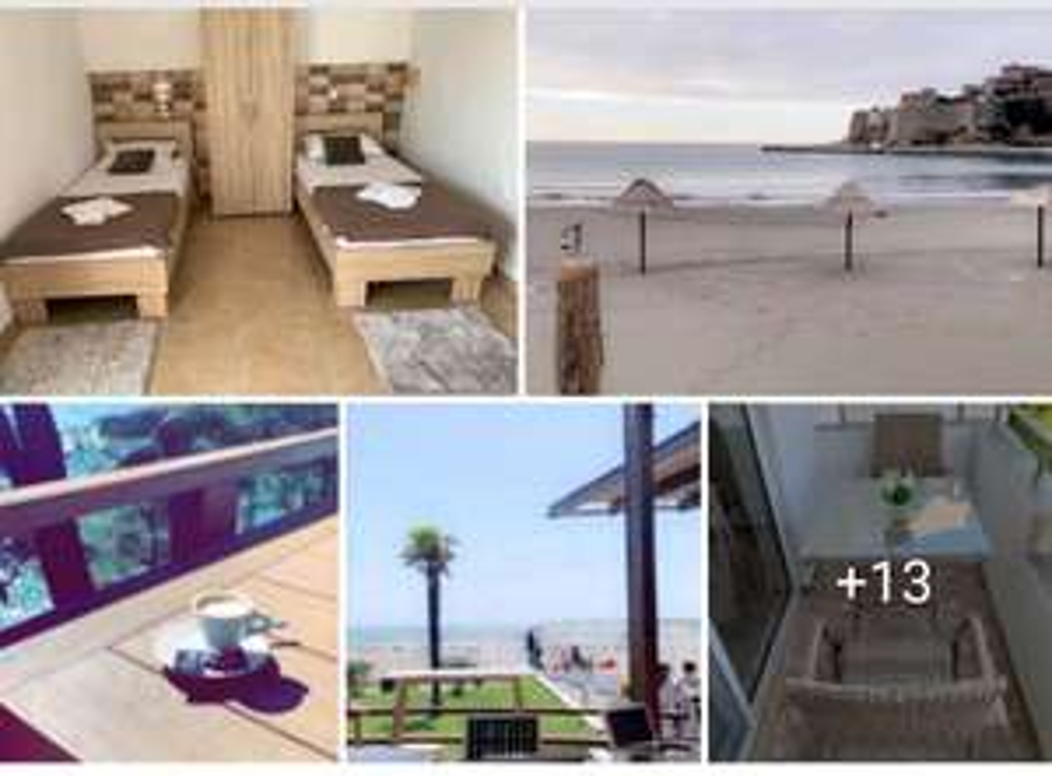 Aprtament Czarnogóra przy plaży od 13-20.09 dwie osoby