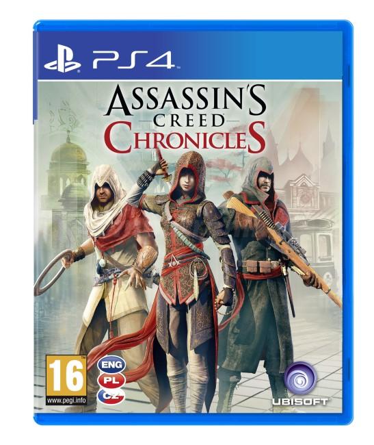 Assasins Creed Chronicles (PC -29zł, konsole - 49zł), Far Cry Primal za 89zł i The Division za 89/99zł @ Komputroniku