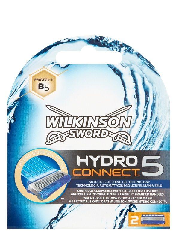 Wilkinson Hydro Connect 5 wkłady 2szt.