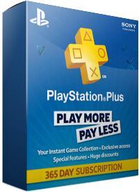 PlayStation Plus 365 dni PL Gamivo