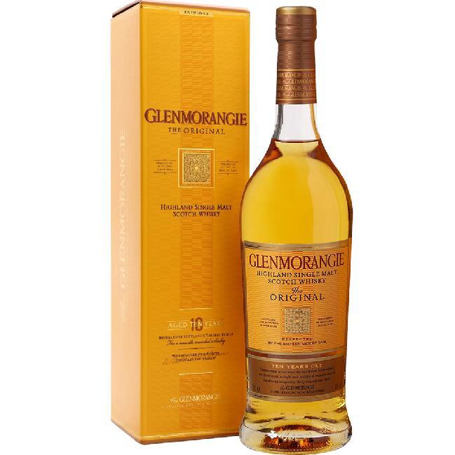 Whisky GLENMORANGIE ORGINAL 10Y 40% 0,7L na kukunawa.pl