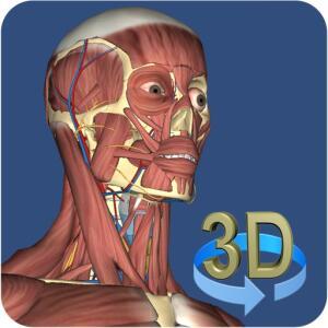 ZA DARMO: 3D Anatomy (iOS App) - App Store
