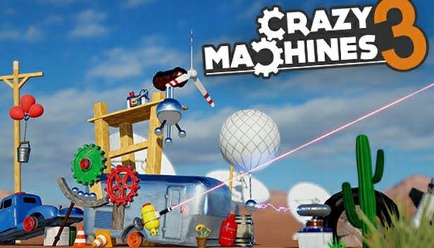 Crazy Machines 3 (PC) @Steam