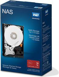 Dysk HDD WD Red 1 TB WDBMMA0010HNC-ERSN (dla serwera NAS)