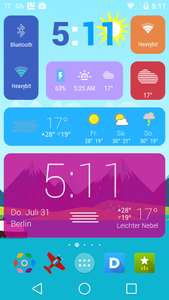 [android] HD Widgets