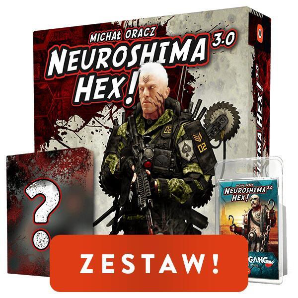 Promocje od Portal Games na gry z uniwersum Neuroshimy z okazji dnia Molocha