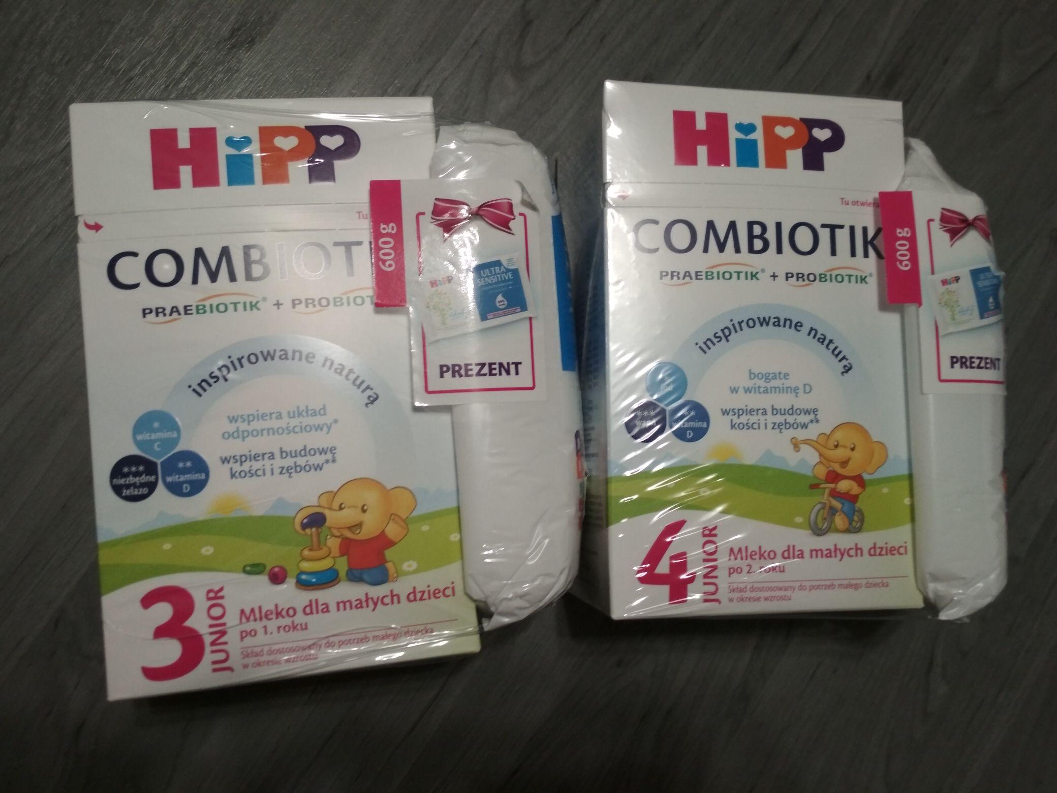 Mleko HiPP combiotik 3 i 4 Lidl