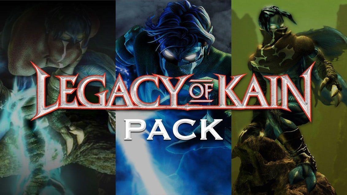 Legacy of Kain Pack ( klucz steam) @Fanatical