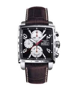 Zegarek Certina DS Podium Square Automatic Chronograph
