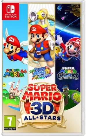 Super Mario 3D All Stars Gra Nintendo Switch