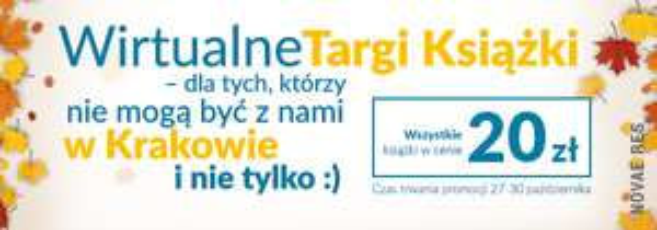 Wszystkie książki po 20zł @ zaczytani.pl