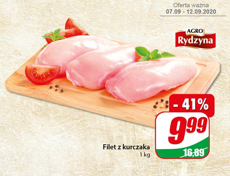 Filet z kurczaka 1kg - DINO