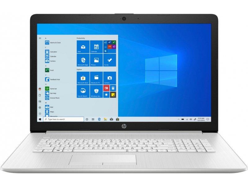 Laptop uniwersalny HP 17 i3-1005G1/8GB/256/Win10 FHD IPS
