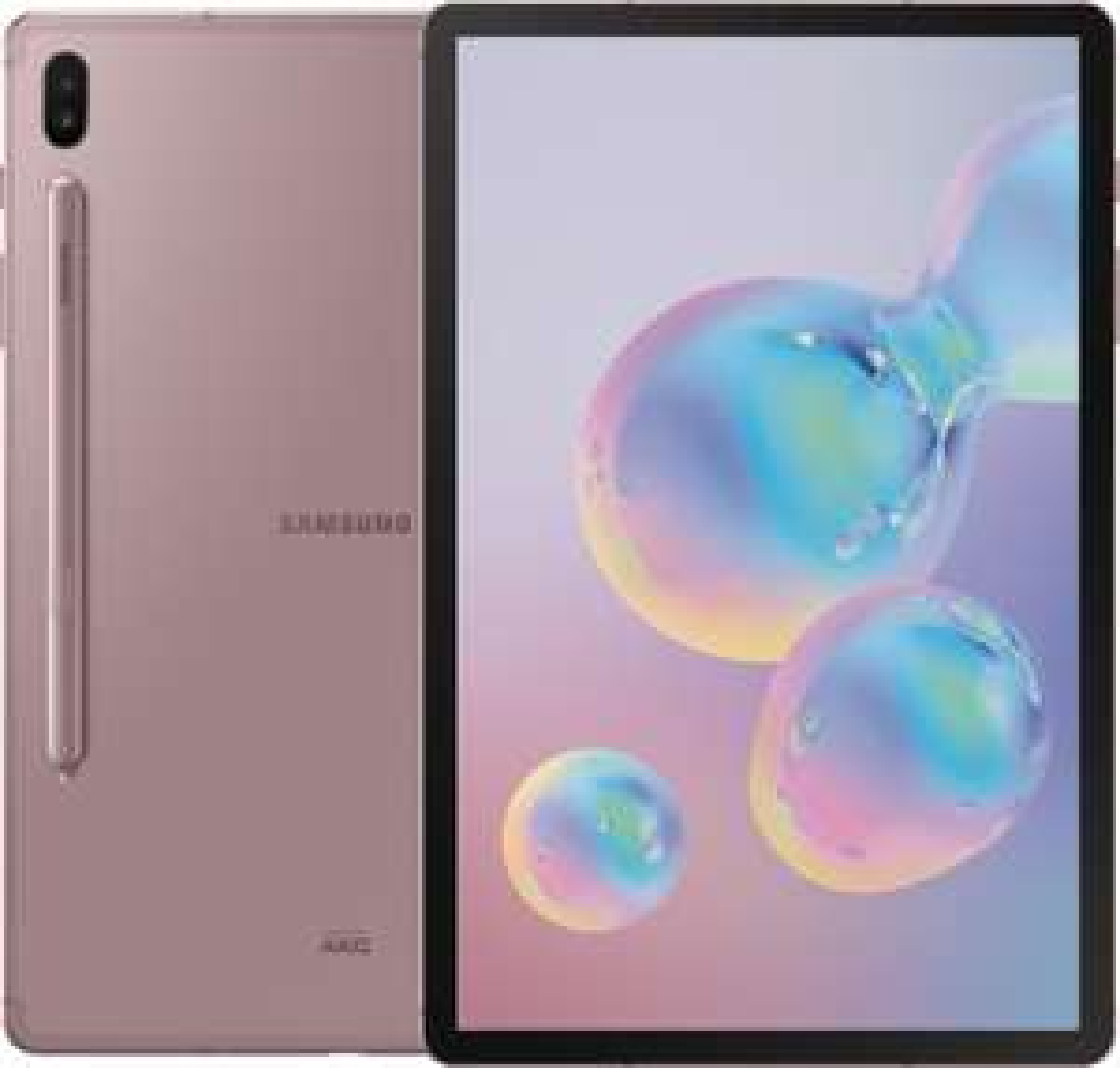 Różowy SAMSUNG Galaxy Tab S6 10.5 LTE @MediaExpert