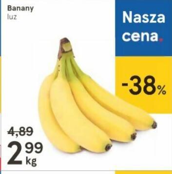 Banany @Tesco
