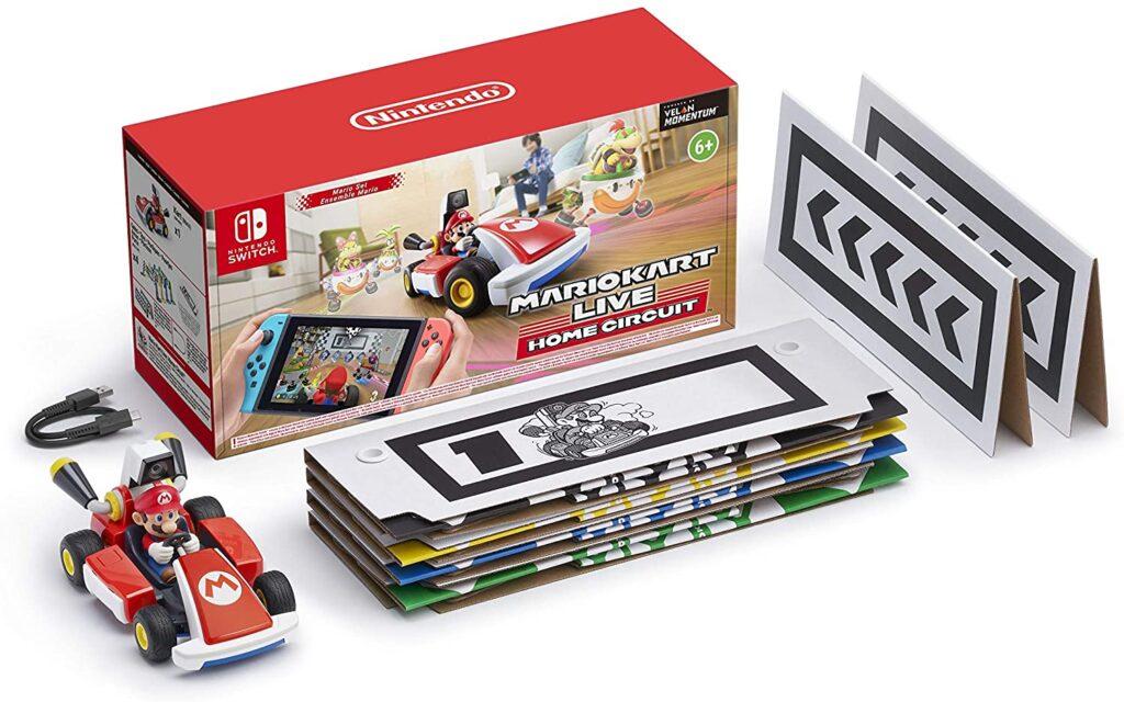 Preorder Mario Kart Live Nintendo Switch 50zł taniej w konsoleigry.pl