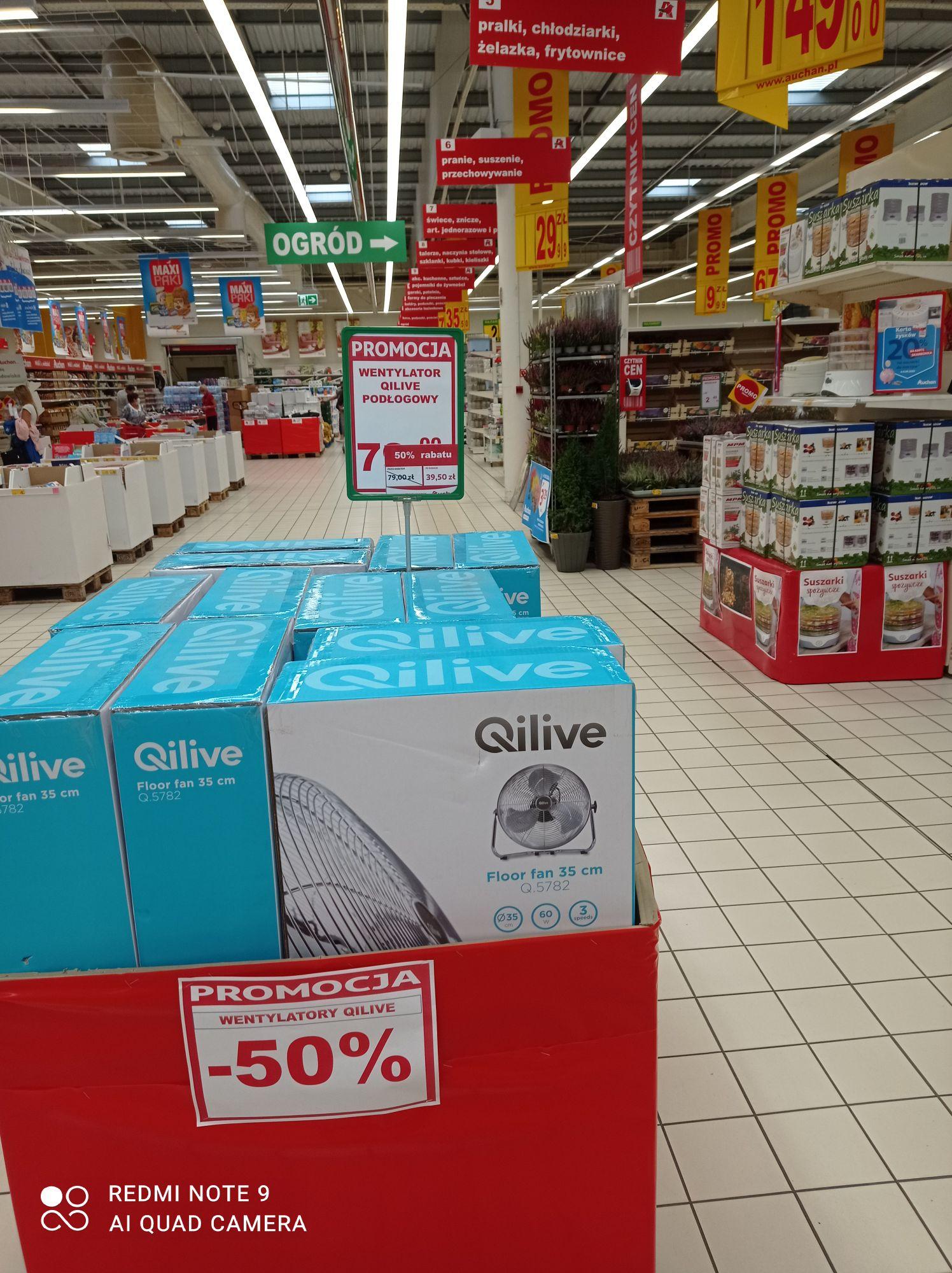 Promo w Auchan Legnica