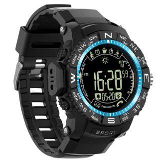 Smartwatch ioutdoor P10 (15.5$ z wysyłką) - bateria do 33 miesięcy, IP68, ekran z Gorilla Glass 4