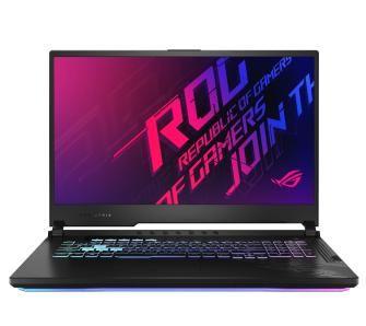 "Laptop ASUS ROG Strix G17 G712LV-EV023 17,3"" 144Hz Intel® Core™ i7-10750H - 16GB RAM - 512GB Dysk - RTX2060 Grafika"