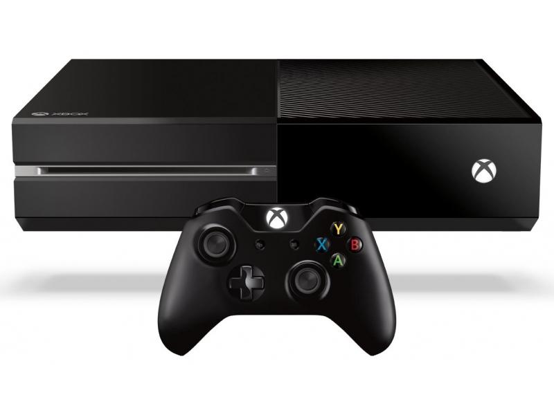 Microsoft Xbox ONE 500GB + 3MSC Live Gold