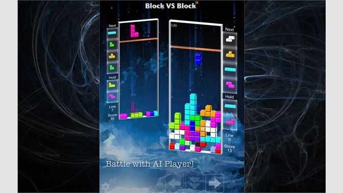 Block vs Block II / Microsoft
